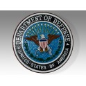 United States Department of Defense Seal Plaque