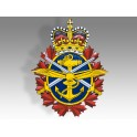 Canadian Forces Emblem Plaque