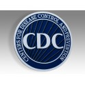Center for Disease Control and Prevention Seal Plaque
