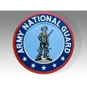 United States Army National Guard Seal Plaque
