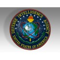 United States Defense Intelligence Agency Seal Plaque
